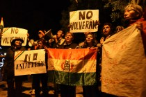 Bolivia Boots Spanish Diplomats Who Visited Mexican Mission