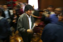 Evo Morales' Party to Seek Consensus Candidates in Bolivia