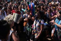 Mexico's Zapatistas Host 'Women Who Fight' Gathering