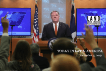 Pompeo: US to Prevent Protests from 'Morphing into Riots' in Latin America