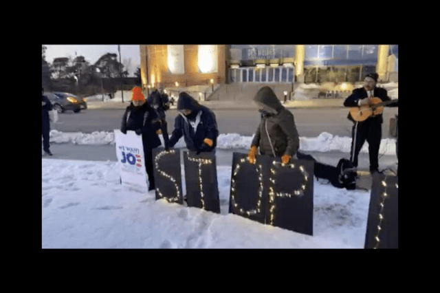 Undocumented Youth in Iowa Call on Biden to Stop Criminalization and Deportation of Immigrants