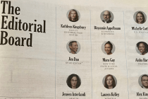 The NYTimes Editorial Board Needs Diversity in More Ways Than One (OPINION)