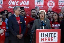 Nevada's Culinary Union Will Not Endorse in Democratic Race