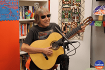 José Feliciano Performs 'En Mi Viejo San Juan' Live for Latino USA