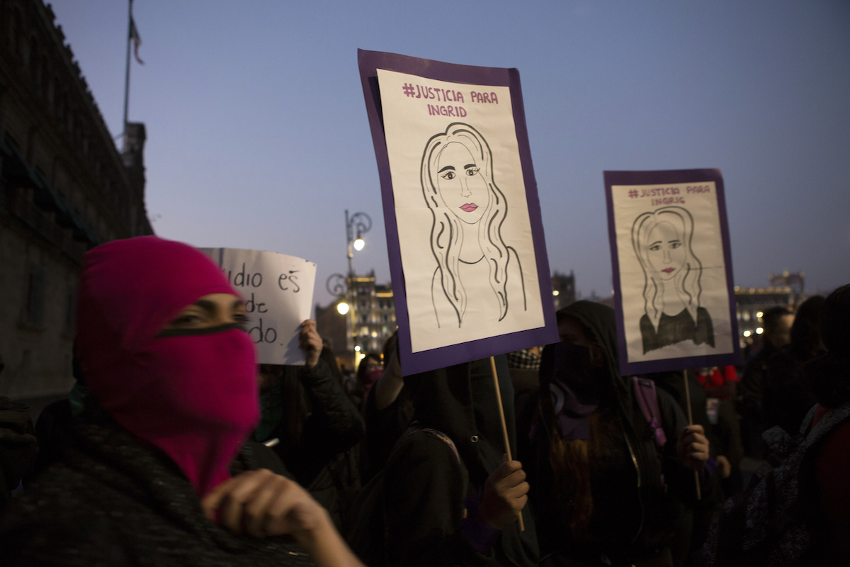 The Brutal Femicide of Ingrid Escamilla in Mexico City and a President Who Seems to Ignore the Gravity of the Issue