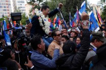 Ex-Leader's Party Faces Divided Challengers in Bolivia