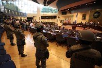 El Salvador Standoff Deepens Over Loan for Security Forces