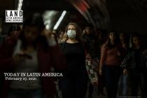 Brazil Confirms First Case of Coronavirus in Latin America