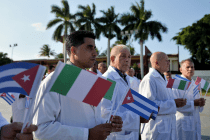 By Sending Doctors to Italy, Cuba Continues Its Long Campaign of Medical Diplomacy