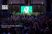 Argentina and Colombia Weigh Legalizing Abortion