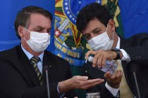 Brazil's Bolsonaro Fires Health Minister After Virus Dispute
