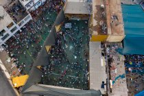 Officials: 9 Inmates Dead in Peru Coronavirus Prison Riot