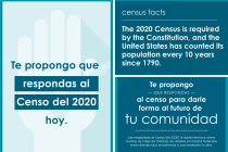 The Official Census Day Is Here: Get Counted (OPINION)