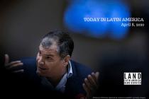 Ecuadorian Court Convicts Former President Rafael Correa of Bribery