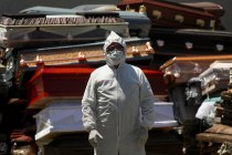 Mexico City Virus Deaths Triple Official Toll, Group Says
