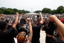 Protesters Pour Into Cities for Another Huge Mobilization