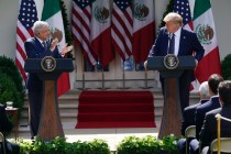 Trump Forgoes Insults of Past, Calls Mexico Cherished Friend