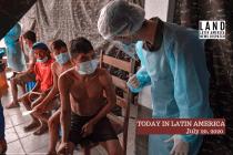 COVID-19 Cases Grow in Brazilian Amazon