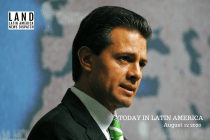 Former Mexican President Peña Nieto Accused of Taking Bribes
