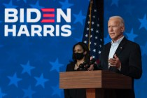 Biden Eases Ahead in Georgia; Trump Attacks Election Process