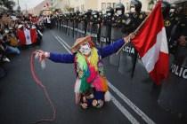 The Peruvian Crisis (La crisis peruana)