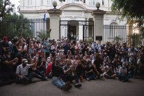 Hunger Strike in Havana Sparks a New Level of Protest for Cuban Artists