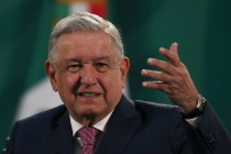 Mexico President Focusing Efforts to Stop Child Migrants