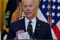 What President Biden Said About Immigration During His First Press Conference