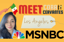 MEET LA PRENSA: Cora Cervantes on California's COVID Vaccine Rollout