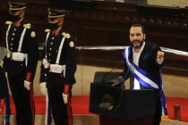 El Salvador President Says He Is 'the Coolest Dictator in the World'