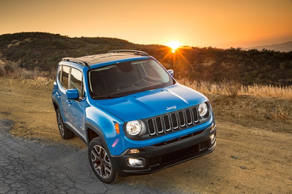 2015 Jeep® Renegade Latitude