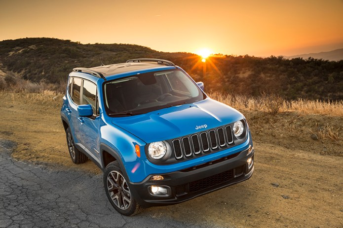 2015 Jeep® Renegade Latitude