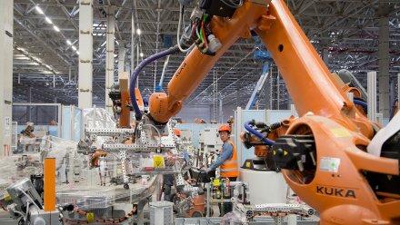 2015 Audi San Jose Chiapa, Mexico plant
