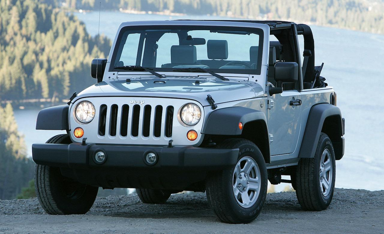 fca recalls 2007 2010 model year jeep wranglers latino traffic report. Black Bedroom Furniture Sets. Home Design Ideas