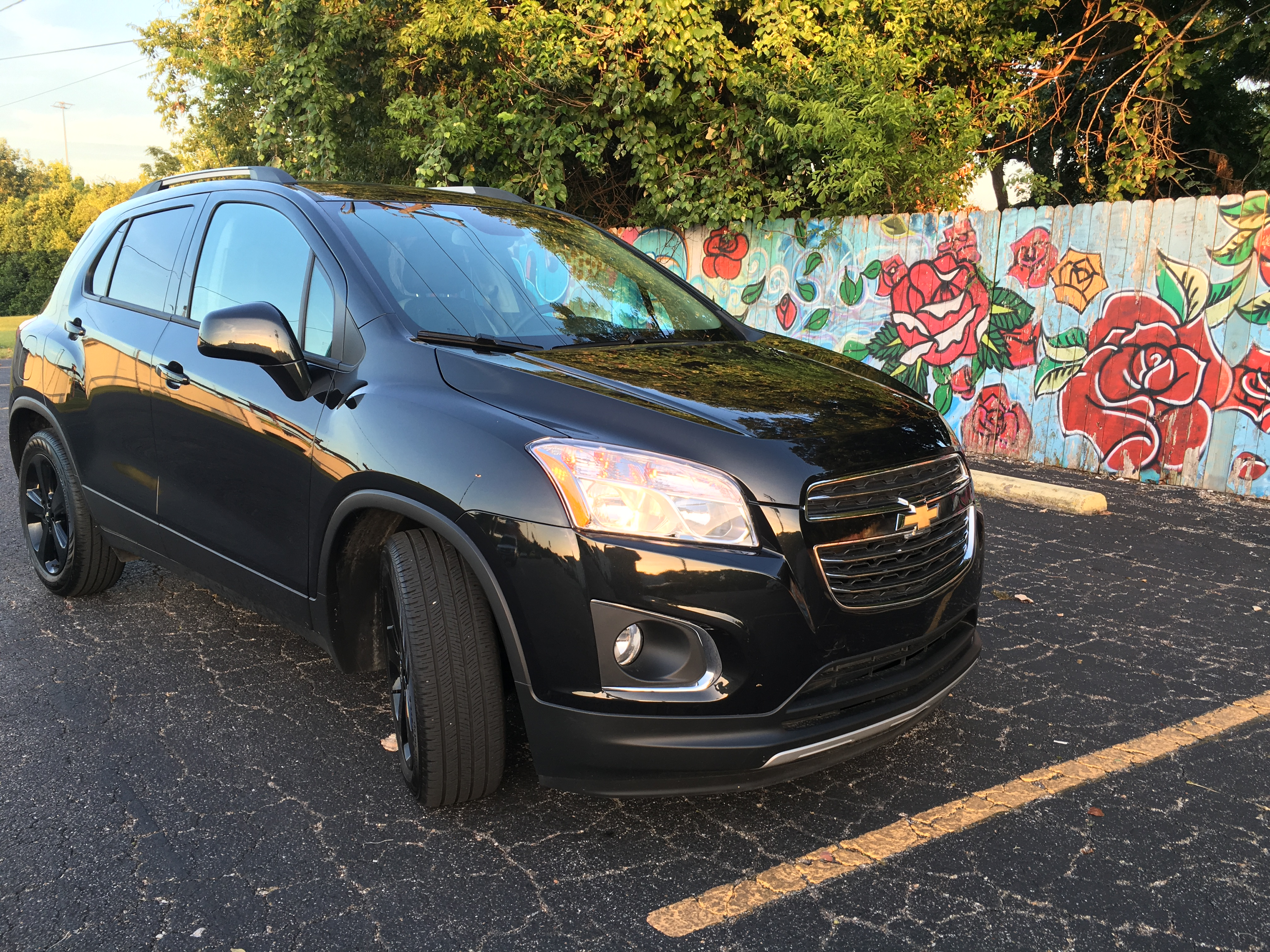 To successfully compete in a popular automotive segment manufacturers sometimes resort to adding bling for 2016 chevrolet does just that with the the