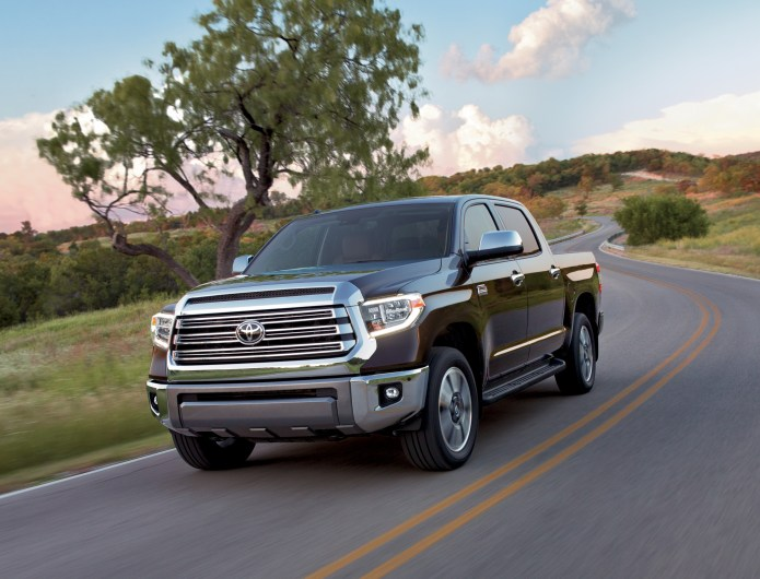 Toyota Issues Tundra, Sequoia, and Avalon Recall – Latino Traffic Report