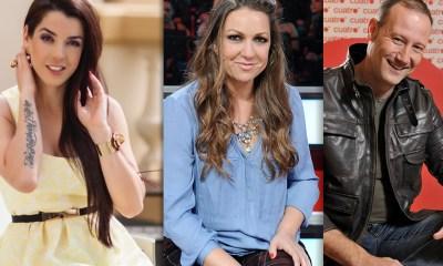 Ruth Lorenzo, Niña Pastori e Pedro Garcia Aguado são os jurados de Levantate
