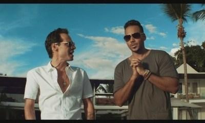 Vídeo de Romeo Santos com Marc Anthony já ultrapassou 1 mi de visualizações no Youtube