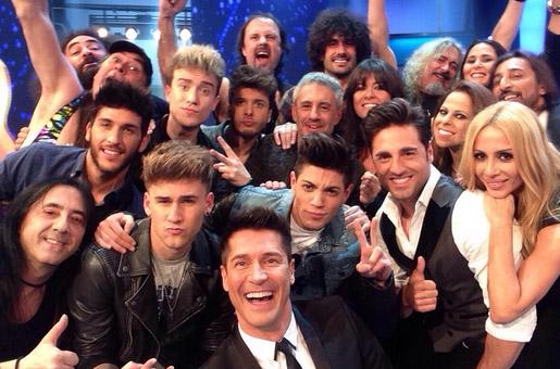 Os artistas de Hit La Cancion