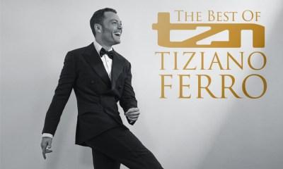 Tiziano Ferro lançará uma edição especial em espanhol de TZN