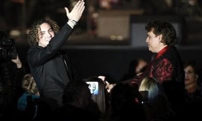 Yo Te Bendigo Amor, de David Bisbal e Juan Gabriel, já tem vídeo oficial