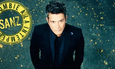 Alejandro Sanz divulga capa do novo single
