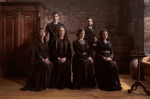 O grupo Genealogy representará a Armênia no Eurovision 2015