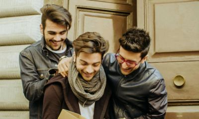 Il Volo grava postcard para Eurovision 2015