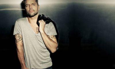 Ricky Martin está fazendo mistério com os fãs