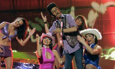 Rodolfo no Eurovision