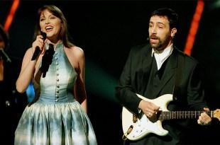 Jalisse representou a Itália no Eurovision de 1997