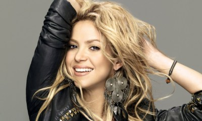 Shakira é contratada da Sony Music
