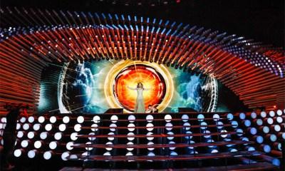 Saiba como foi o primeiro ensaio de Edurne no palco do Eurovision