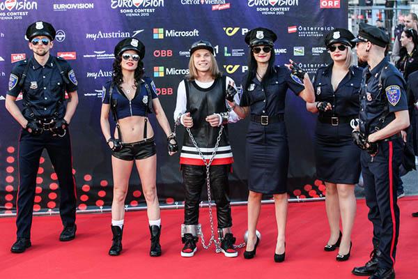 Moldávia Opening Ceremony Eurovision